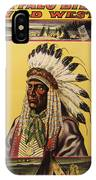 Buffalo Bills Wild West IPhone Case