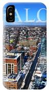 Buffalo Ny Winter 2013 IPhone Case