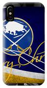 Buffalo Sabres Christmas IPhone Case