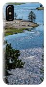 Buffs On River IPhone Case
