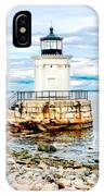 Bug Light Study IPhone Case