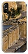 Buildings By The Mediterranean Sea IPhone Case