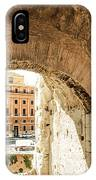 Buildings Of Rome V IPhone Case