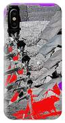 Bull Fight Matador Charging Bull Collage Us-mexico Mexico Border Town Nogales Sonora Mexico   1978-2 IPhone Case