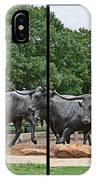 Bull Market Quadriptych IPhone Case