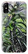 Bull Nettle IPhone Case