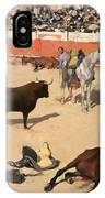 Bulls. Dead Horses IPhone Case