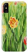 Bunch Of Tulips II IPhone Case