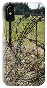 Bundled Barbed Wire IPhone Case