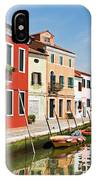 Burano, Venice IPhone Case