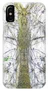 Burden Center Spirit Tree IPhone Case