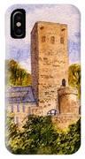 Burg Blankenstein Hattingen Germany IPhone Case