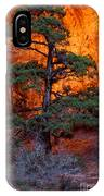 Burning Bush IPhone Case