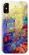 Burning Down The House IPhone Case