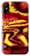 Burning Hot Passion IPhone Case