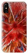 Burning Passion Of Love IPhone Case