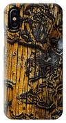 Burnt Beetle Maze  #9991 IPhone Case