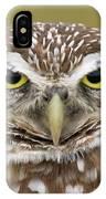 Burrowing Owl, Kaninchenkauz IPhone Case