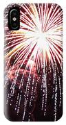 4th Of July Fireworks 9 IPhone Case