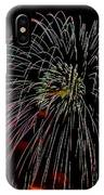 Burst Of Fireworks IPhone Case