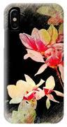Bursting Magnolias IPhone Case