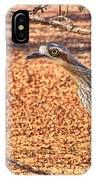 Bush Stone Curlew IPhone Case