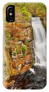 Bushkill Falls Pa IPhone Case