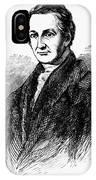 Bushrod Washington (1762-1829) IPhone Case