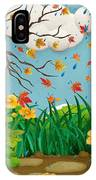 Buster And The Tree IPhone Case