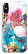 Busty Mermaid IPhone Case
