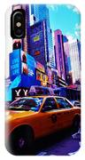 Busy City IPhone Case
