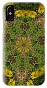 Buttercup Kaleidoscope IPhone Case