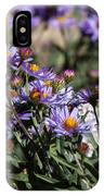 Butterflies And Wildflowers IPhone Case