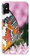 Butterfly 012 IPhone Case