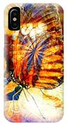 Butterfly 6 IPhone Case