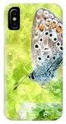 Butterfly Art Prints IPhone Case