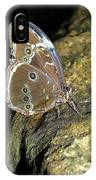 Butterfly At Night IPhone Case