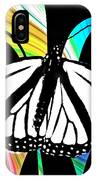 Butterfly Abstract Wall Art Decor IPhone Case