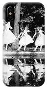 Butterfly Dance, 1920 IPhone Case