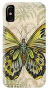 Butterfly Daydreams-a IPhone Case