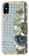 Butterfly Dreamland IPhone Case