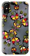Butterfly Exodus IPhone Case