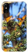 Butterfly Goodbye IPhone Case