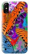 Butterfly Joy IPhone Case