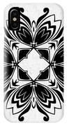Butterfly Mandala IPhone Case