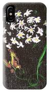 Butterfly Sprig IPhone Case