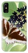 Butterfly - Swallowtail - Photopower 140 IPhone Case