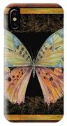 Butterfly Treasure-sofia IPhone Case