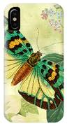 Butterfly Visions-a IPhone Case
