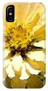 Buttermilk Yellow IPhone Case